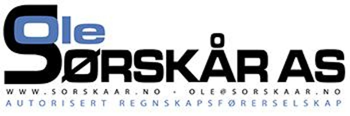 Logo, Ole Sørskår AS